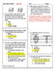 Science Boxes 8 SWK #1 Density Practice