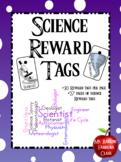 Science Brag Tags STEM