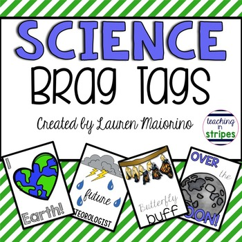 Science Brag Tags
