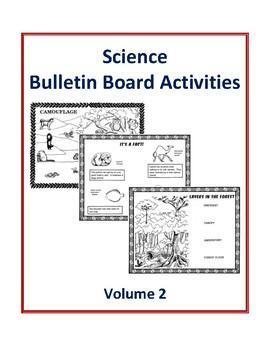 Science Bulletin Board Activities Volume 2