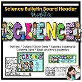 Science Bulletin Board Header (Brights)