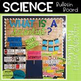 Science Bulletin Board Kit (Editable)