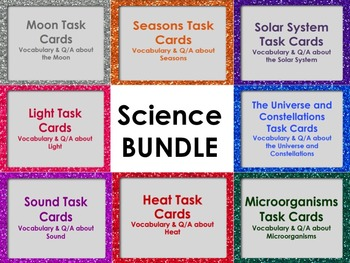Science Bundle!