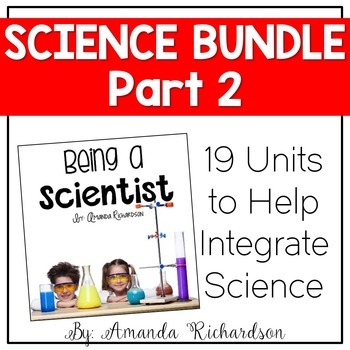 First Grade Science Bundle 2