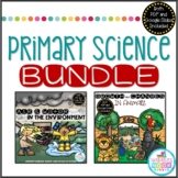 Science Bundle {Air & Water/Growth & Changes in Animals}