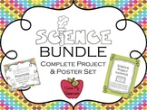 Science Bundle {Complete Project and Poster Set}