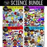 Science Bundle {Creative Clips Clipart}