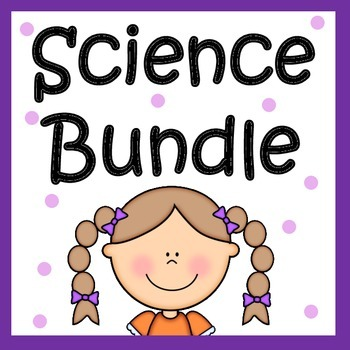 Science Bundle: Grades 3 -5
