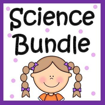 Science Bundle: Grades 3 -5