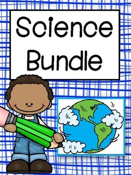 Science Bundle: Grades 3-5