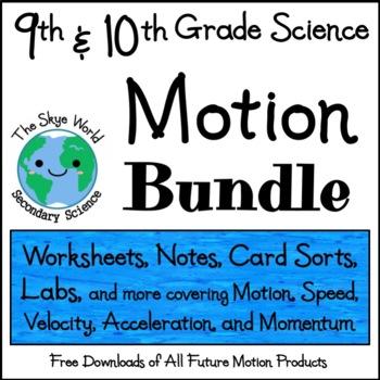 Bundle - Motion
