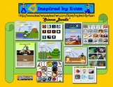 """Science"" Bundle Pack/Visual Tools for Autism"