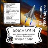 Science Bundle Space Unit 8