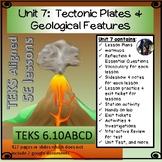 Science Bundle Unit 7: Earth  TEKS 6.10ABCD