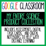 Science Bundle for Google Classroom and Drive