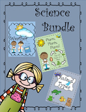Science Bundle: Animals, Weather, and Plants for K-2nd