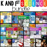 Science Bundle for kinders and firsties too