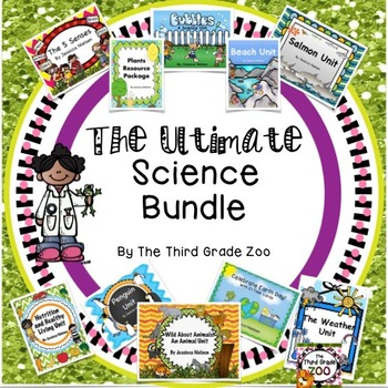 The Ultimate Science Bundled Package (10 Science Units)