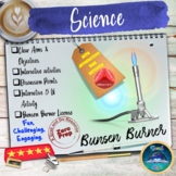 Science - Bunsen Burner