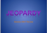 Science CRCT Review Jeopardy