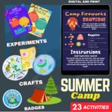 Science Camp Activities | Camping Games | Experiments | Li