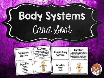 Science Card Sorts MEGA Bundle