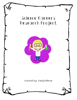 Science Career Research Project