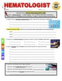 Science Career Webquest - Hematologist