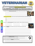 Science Career Webquest - Veterinarian