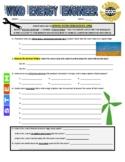 Science Career Webquest - Wind Energy Engineer