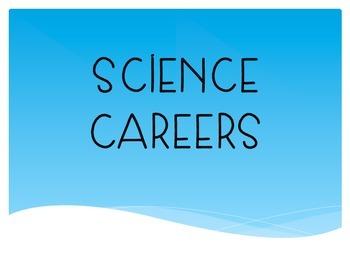 Science Careers Powerpoint