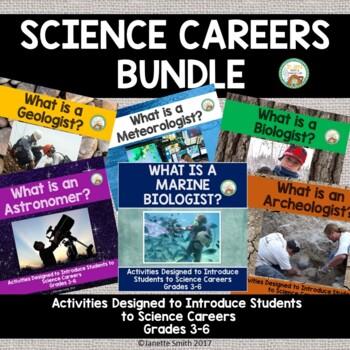 Science Careers:  The Bundle
