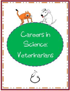 Science Careers: Veterinarians