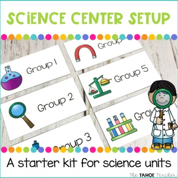Science Center Setup