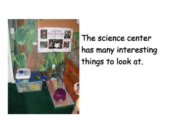 Social Narrative: Science Center