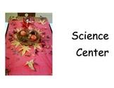 Social Narrative: Science Center