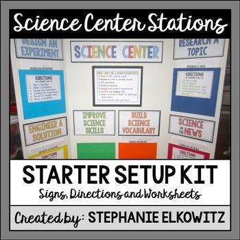 Science Center Starter Kit