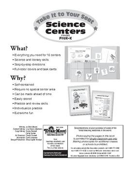 Science Centers, Grades Pre-K-K