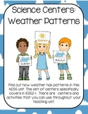 NGSS Science Centers: Weather Patterns