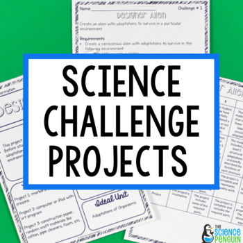 Science Challenge Projects