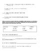 Science Chapter 2 Test-Vertebrates/Invertebrates