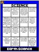 Science Choice Boards