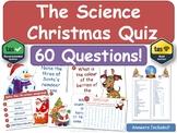 Science Christmas Quiz!