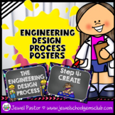 Science Classroom Decorations (Engineering Design Process