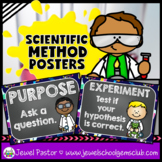 Science Classroom Decorations (Scientific Method Posters)