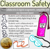 Science Classroom Safety: Concept Map, Classroom Map, & RA