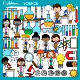 Science Clip Art, Scientists