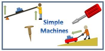 Science Clip Art--Simple Machines
