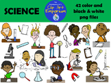 Science Clip Art - The Schmillustrator's Clip Art Emporium
