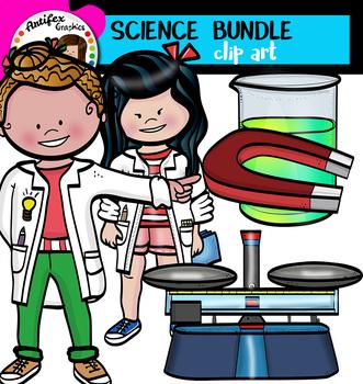 Science Clip art Bundle. 65 items